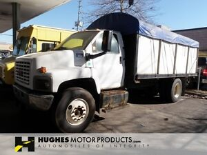 2003 GMC C8500 Diesel Stake Truck | AS-IS