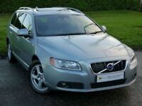 MASSIVE SPEC (11) Volvo V70 2.4 D5 SE Lux Geartronic (s/s) 5dr OVER £10K EXTRAS** FVSH** FINANCE ME