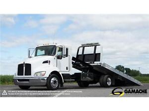 2009 KENWORTH T170 REMORQUEUSE À VENDRE / TOW TRUCK FOR SALE