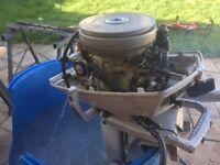 JOHNSON EVINRUDE 6HP OUTBOARD BOAT ENGINE