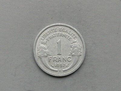Frankreich 1 Franc  1957