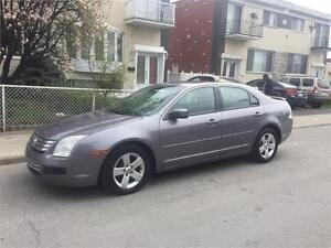 2007 FORD FUSION- automatic- TRES PROPRE- MEC A1- 4 CYL- 3200$