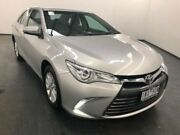 2016 Toyota Camry ASV50R MY15 Altise Silver Pearl 6 Speed Automatic Sedan Albion Brimbank Area Preview