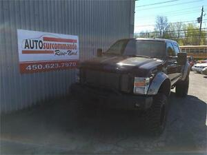 2008 Ford Super Duty F-350 SRW King Ranch --  DIESEL --
