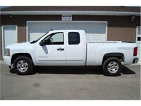 2011 CHEVY SILVERADO LT 1500 EXT-CAB SHORTBOX 4X4 203K  $12,495.