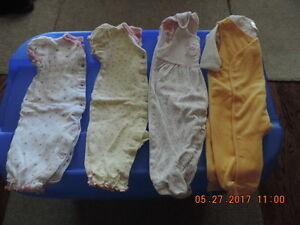 Girl's Size 3-6months Outfits