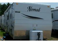 ROULOTTE NOMAD 2009 29 PIEDS