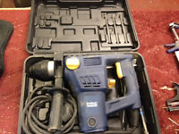 MacAllister MRH900 Electric Heavy Duty Rotary Hammer