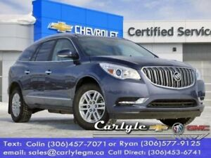 2014 Buick Enclave Htd. Cloth, 7-Pass.