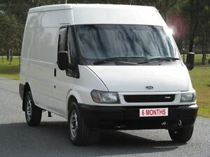 2005 Ford Transit VJ Mid Roof MWB White 6 Speed Manual Van Stapylton Gold Coast North Preview