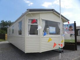 CHEAP DOUBLE GLAZED CARAVAN ON EAST YORKSHIRE COAST OPEN 12 MONTHS,HEATED SWIMMING POOL,WITHERNSEA