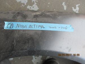 Nissan Altima 2002-2006 front driver side front quater panel NEW