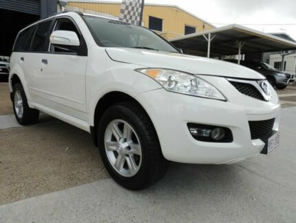 2013 Great Wall X240 CC6461KY MY12 White 5 Speed Manual Wagon Moorooka Brisbane South West Preview