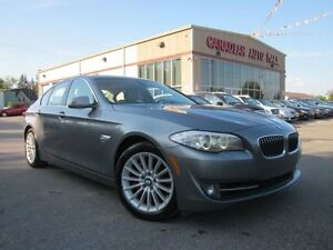 2012 BMW  535i xDrive *** PAY ONLY $128.99 WEEKLY OAC ***