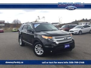 2014 Ford Explorer XLT Heated Seats Backup Cam Sync