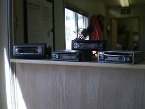 car stereos   $56.00 and up