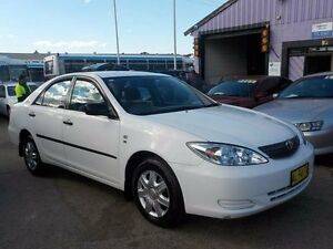 2003 Toyota Camry MCV36R Altise White 4 Speed Automatic Sedan North St Marys Penrith Area Preview