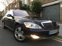 Mercedes-Benz S Class S320 CDI 7G-TRONIC AUTOMATIC DIESEL CAMERA+DISTRONIC READ FULL AD!!!