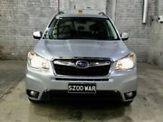 2013 Subaru Forester S4 MY13 2.5i-L Lineartronic AWD Silver 6 Speed Constant Variable Wagon Mile End South West Torrens Area Preview