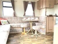 Cheap 6 berth static caravan available here on the Ayrshire coast.
