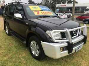 2007 Nissan Pathfinder R51 MY07 TI Black 5 Speed Sports Automatic Wagon Ferntree Gully Knox Area Preview