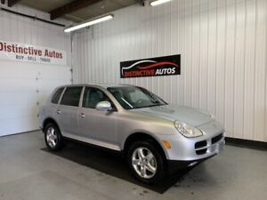 2004 Porsche Cayenne S AWD/LEATHER/SUNROOF/MUST SEE
