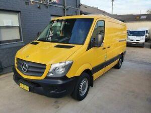 2015 Mercedes-Benz Sprinter 906 MY14 313CDI MWB Yellow 6 Speed Manual Van Peakhurst Hurstville Area Preview