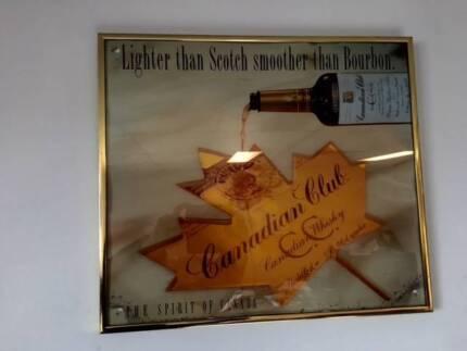 Canadian Club Whisky Print