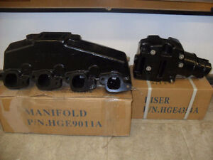 Used Fresh Water Manifolds