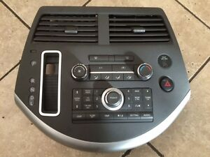 NISSAN QUEST STEREO WITH A/C & HEATER CONTROL London Ontario image 1