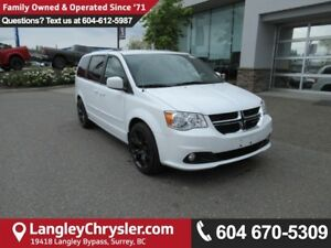 2017 Dodge Grand Caravan <B>*NO ACCIDENTS*X-DEMO*LOW KMS</B>