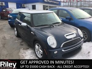 2006 MINI Cooper Hardtop S LEATHER