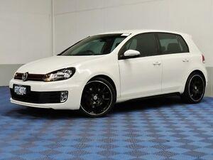 2013 Volkswagen Golf 1K MY13 GTi White 6 Speed Direct Shift Hatchback Jandakot Cockburn Area Preview