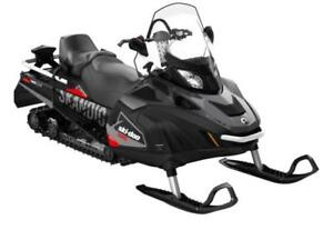 New 2018 Ski-Doo Skandic WT 600 E-Tec