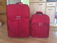 Suitcases 'Beverly Hills Polo Club' used for £30