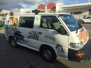 Mitsubishi Campervan ! Adventure, Excitement, The open road awaits ! Welshpool Canning Area Preview