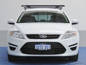 2011 Ford Mondeo MC LX Tdci White 6 Speed Direct Shift Wagon East Rockingham Rockingham Area Preview