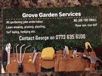 GROVE GARDEN SERVICES