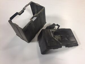 2006-2011 Civic battery tray and cover, 4167459700