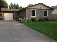 2 bed room cozy basement apartment for rent in newmarket