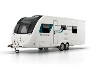 NEW Swift Quattro EB Caravan 2019 Erina Gosford Area Preview