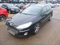 PEUGEOT 407 - RJ57RDU - DIRECT FROM INS CO