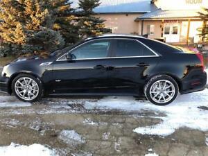 2009 Cadillac CTS-V 556HP!! **57,561kms** LOADED Clean Carfax