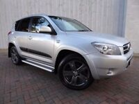 Toyota Rav-4 D-4D SR180, DIESEL Four Wheel Drive, Scarce Model, Long MOT, Excellent Specification
