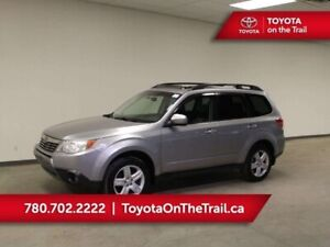 2010 Subaru Forester LIMITED AWD