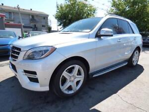 2015 MERCEDES-BENZ ML350 BLUETEC 4MATIC (TOIT PANO, CUIR, NAVI!)