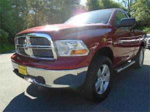 2010 Dodge Ram 1500 ST Shorty Sporty 4x4