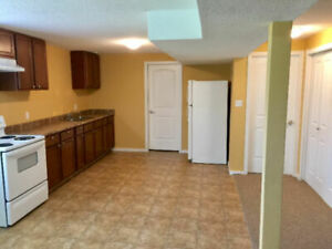 Spacious Clean Large 1 Bedroom Suite with Laundry