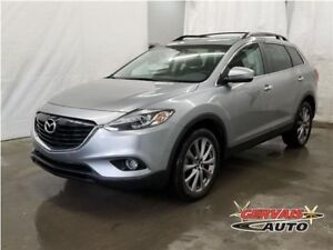 Mazda CX-9 GT AWD Cuir Toit ouvrant Navigation MAGS 2015