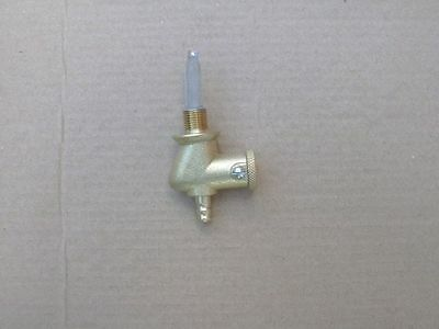 PETROL TAP PETCOCK GAS TAP FUEL VALVE SEAGULL OUTBOARD BSA BANTAM PUSH ON PIPE